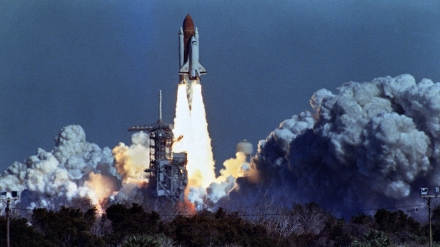 20th Anniversary Of The US Space Shuttle Challenger's Explosion